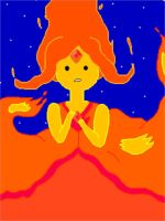 Flame Princess by Paradise2498