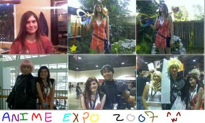 Anime Expo Collage OMG by Digi-TamerRex