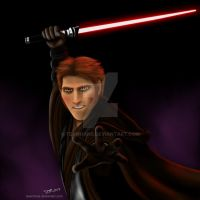 Sith Hans by teamhans