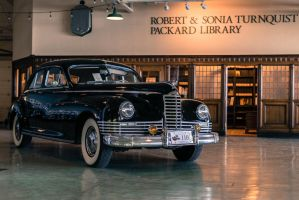 America`s Packard Museum by PLutonius