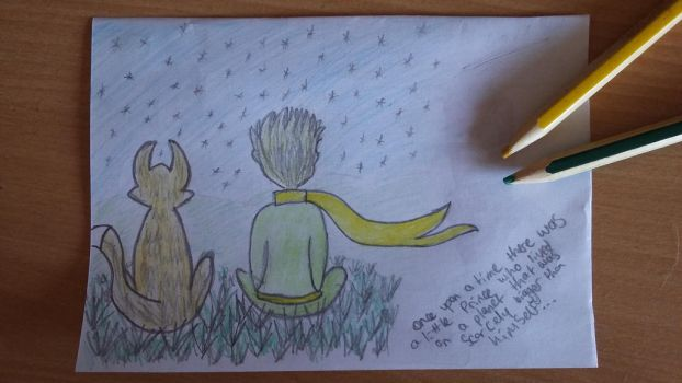 The Little Prince by GleeCat