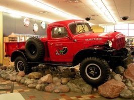 Iowa 80 Truckstop PowerWagon by colts4us
