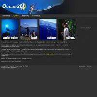 Web Design 10 Ocean2u by mujiri