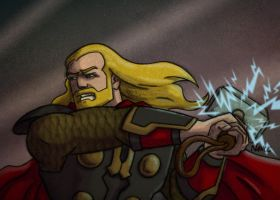 Thor by panblanco37