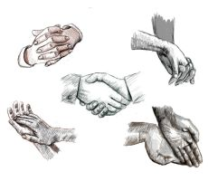 hands by Rodriguezzz