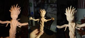 Groot Guardiani della galassia by Roxashearts