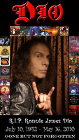 Tribute to Ronnie James Dio by Neo-Flame