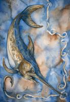 Swordfish Long Line by Cailey5586