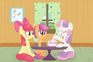 Tea Party! by Balloons504