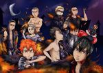 Haikyuu Halloween~ by Madness-queen