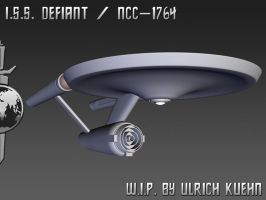 ISS DEFIANT 007-02 by ulimann644