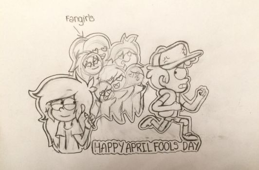 ( Late ) April Fools! by GamerSparkle