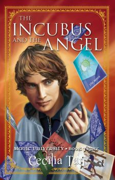 Cover art for The Incubus and The Angel by foxestacado