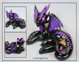 New Dragon Design by ShaidySkyDesign
