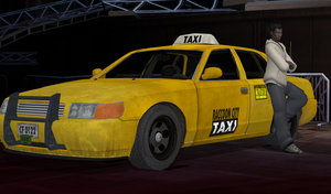 ORC Taxi (XPS Re-updated) by bstylez