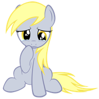 Derpy Crying Vector by GreenMachine987