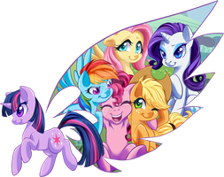 They mean more to me than anything. ...My friends by G-Blue16