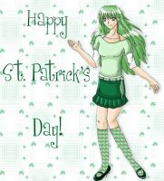 Happy St. Patrick's Day by Coni