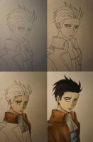 Levi - step by step by T0ria