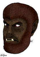 Lawrence Talbot (Wolfman) by 94cape69