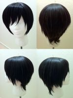 Xion Wig from Kingdom Hearts by taiyowigs