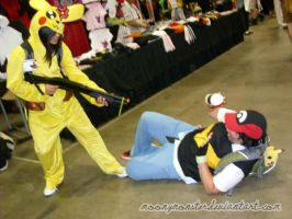 AX 09-Pikachu's Revenge, pt 2 by moonymonster