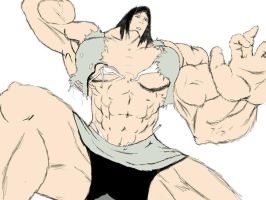 Japanese Female Muscle by TC2