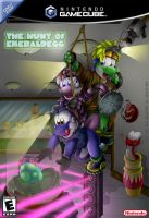 Yoshi -The Hunt Of Emerald-Egg by DaXXe