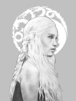 Daenerys | Mother of Dragons by a-chelsea-grin