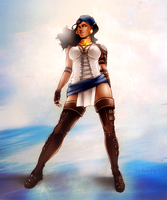 Dragon Age - Isabela by Ami-Fly