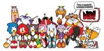 Sonic Dolly Squad: In Technicolor by jongraywb