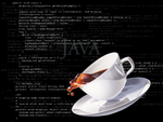 Cup of Java by Neziak