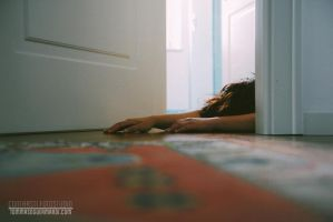 There's a stranger in my house by tgphotographer