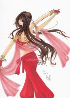 AT: Sword Dancer by Syndicth