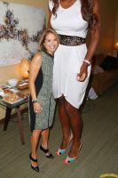 Katie Couric and Serena Williams by lowerrider