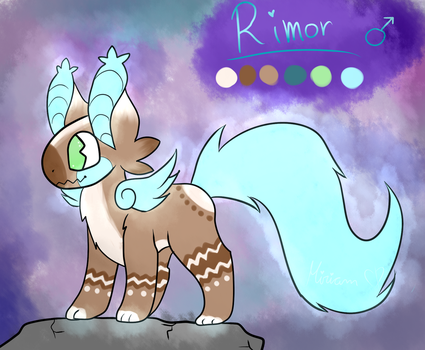 Rimor - Luceling (approved) by MiriamCD