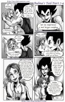 Bulma Tail Part 7-4 by Mz-D