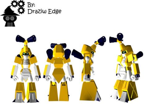 Metabee by draziw-edge