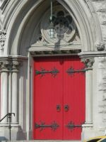Red Doors by Yve4882