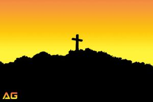 Cross on the Hill by happygilmo07