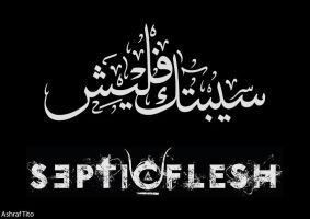 Septic Flesh in Arabic by AshrafTito