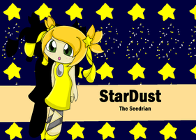 StarDust Poster :Commission: by Apricotthevixen