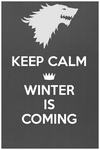 Keep Calm...Winter Is Coming by LiviaAlexandra