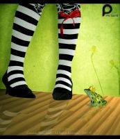 The Frog Prince 1 by pixellorac
