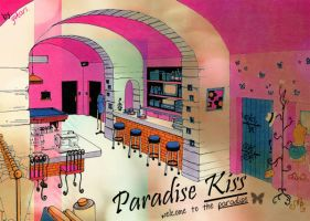 Paradise Kiss by Syouxsie