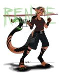 Commission: Renee by eclectictoaster