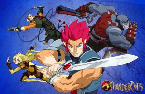 Thundercats Wallpaper by balgus82