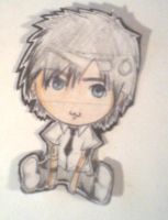 Chibi Gontier by Mery27