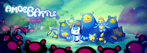 AmoeBattle Banner by Fenryk