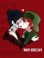 Warm Bodies #9 by shiron2611